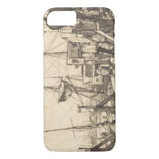 James Abbott McNeill Whistler - Limehouse iPhone 7 Case