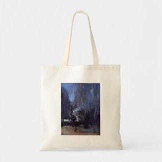 James Abbott McNeill Whistler - Night in Black and Bag