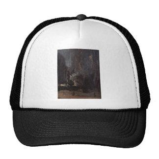 James Abbott McNeill Whistler - Nocturne in black Trucker Hat
