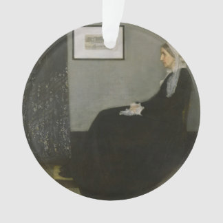 James Abbott Whistler - Whistler's Mother