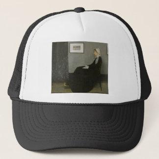 James Abbott Whistler - Whistler's Mother Trucker Hat
