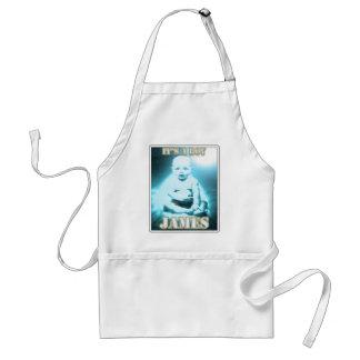 JAMES ADULT APRON