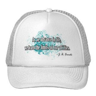 James Anthony Froude Trucker Hat