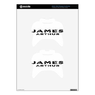 James Arthur Xbox 360 Controller Skin