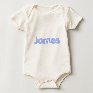 James Baby Bodysuit