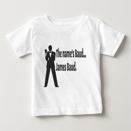 James Baud Baby T-Shirt