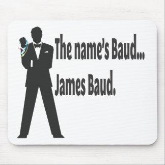 James Baud Mouse Pad