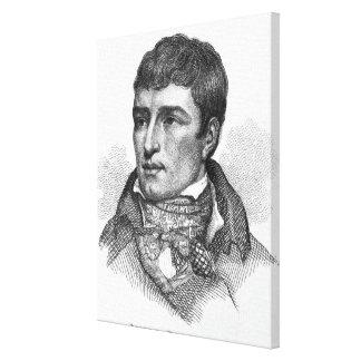James Belcher Canvas Print