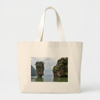 James Bond Island Large Tote Bag