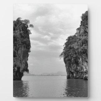 James Bond Island Plaque