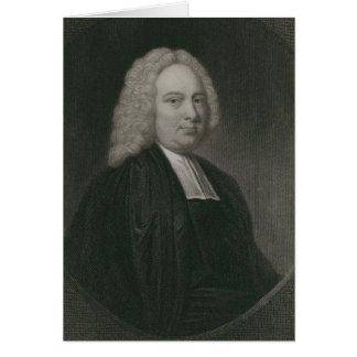 James Bradley, engraved by Edward Scriven Card
