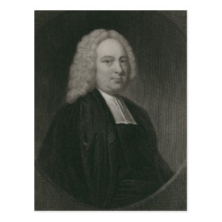 James Bradley, engraved by Edward Scriven Postcard