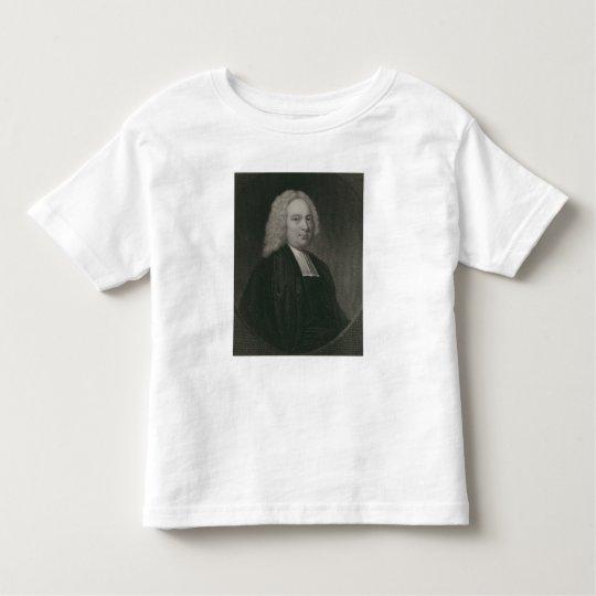 James Bradley, engraved by Edward Scriven Toddler T-shirt