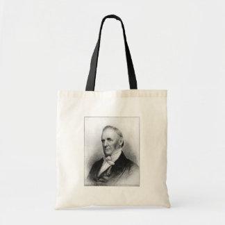 James Buchanan 15th President Canvas Bags