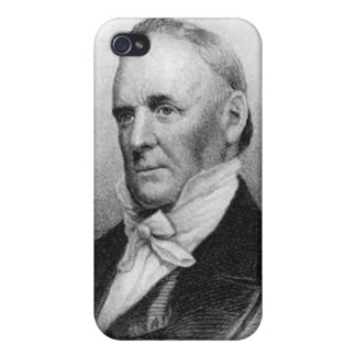 James Buchanan 15th President Cover For iPhone 4