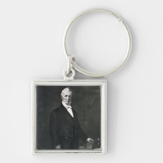 James Buchanan, 15th President of the United State Keychain