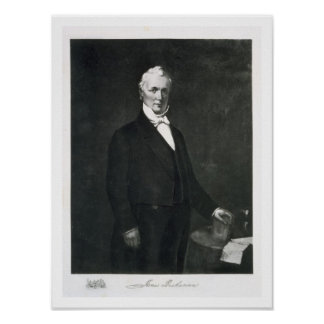 James Buchanan, 15th President of the United State Poster
