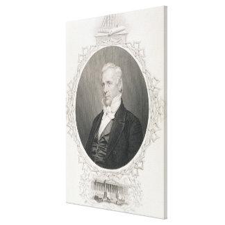 James Buchanan Canvas Print