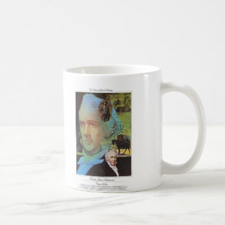 James Buchanan Citizen Soldier Coffee Mug
