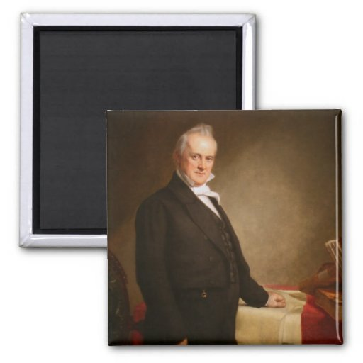 James Buchanan Magnet