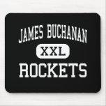 James Buchanan - Rockets - altos - Mercersburg Alfombrillas De Raton