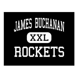 James Buchanan - Rockets - High - Mercersburg Postcard