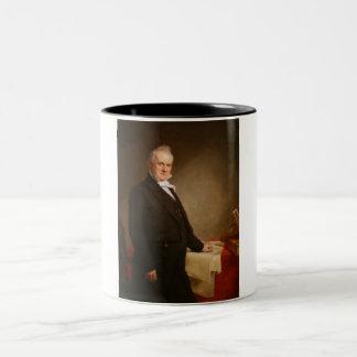 James Buchanan Two-Tone Coffee Mug