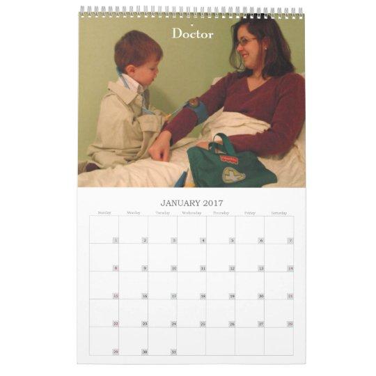 James Calendar 2012