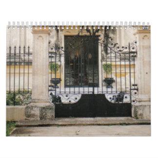 James Calendar for 2008