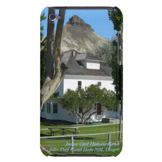 James Cant Historic Ranch iPod Touch Case