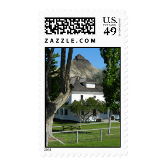 James Cant Historic Ranch Postage Stamps
