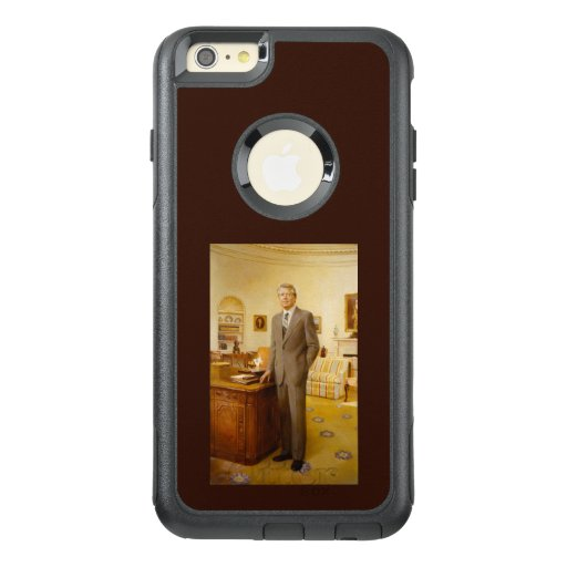 James Carter White House Presidential Portrait OtterBox iPhone 6/6s Plus Case