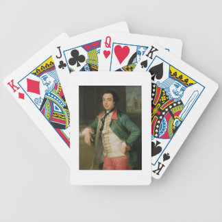 James Caulfield (1728-99), 4th Viscount Charlemont Card Deck