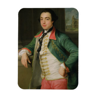 James Caulfield (1728-99), 4th Viscount Charlemont Rectangular Photo Magnet