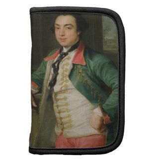 James Caulfield (1728-99), 4to vizconde Charlemont Organizadores