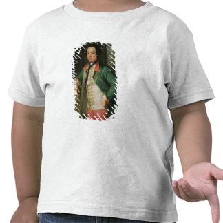 James Caulfield (1728-99), 4to vizconde Charlemont Camiseta