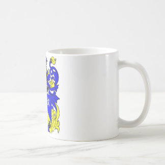 James Coat of Arms Coffee Mug
