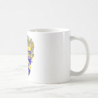 James Coat of Arms (Mantled) Coffee Mug
