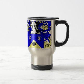 James Coat of Arms Travel Mug