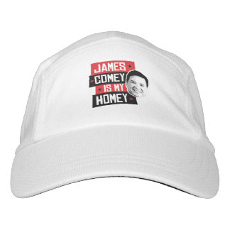 James Comey is my Homey - -  Headsweats Hat