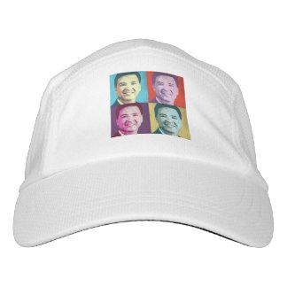 James Comey Pop Art - -  Headsweats Hat