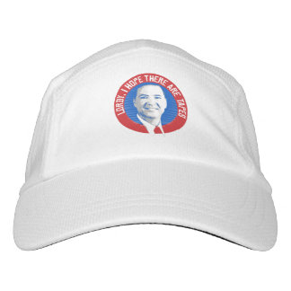 James Comey Seal - Lordy I hope there are tapes -  Headsweats Hat