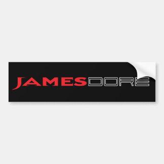"James Dore' Porsche Style ""HPE"" Sticker Car Bumper Sticker"