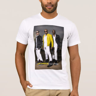 James Dore' T With Dancers Chris & Michael Poster T-Shirt