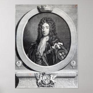 James Douglas, 2do duque de Queensberry, Póster