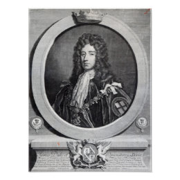 James Douglas, 2nd Duke of Queensberry, Poster