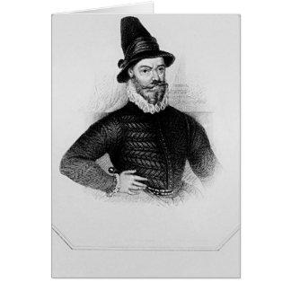 James Douglas  4th Earl of Morton Card