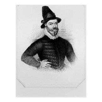 James Douglas  4th Earl of Morton Postcard