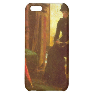 James Ensor - Dejected Lady iPhone 5C Cover