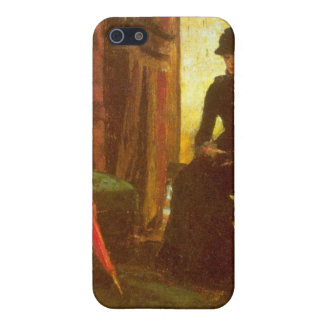 James Ensor - Dejected Lady Cover For iPhone 5/5S